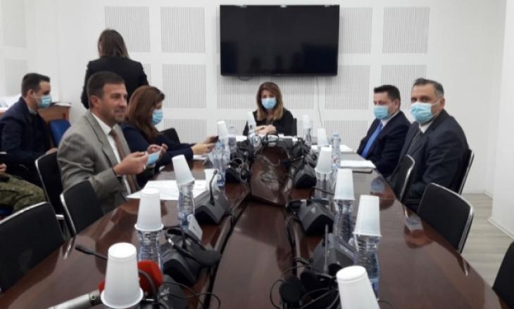 Shtyhet mbledhja e Komisionit për Çështje të Sigurisë, deputetët solidarizohen me Rexhep Selimin