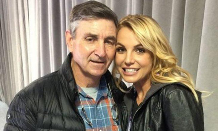 S'ka performanca nga Britney Spears përderisa është nën kujdestarinë e babait