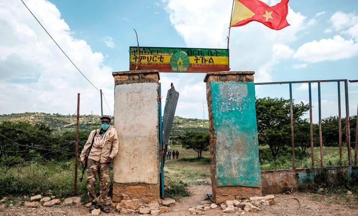 Etiopi: Ushtria çliron rajonin Tigray