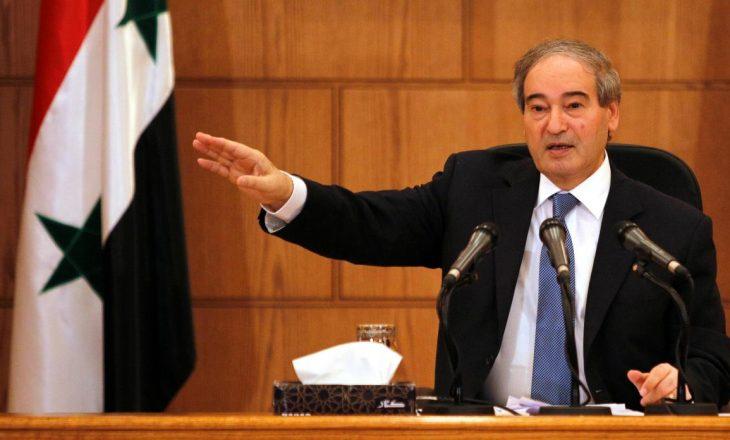 Siria emëron Faisal Mekdad Ministër të Jashtëm pas vdekjes të Walid al-Moallem