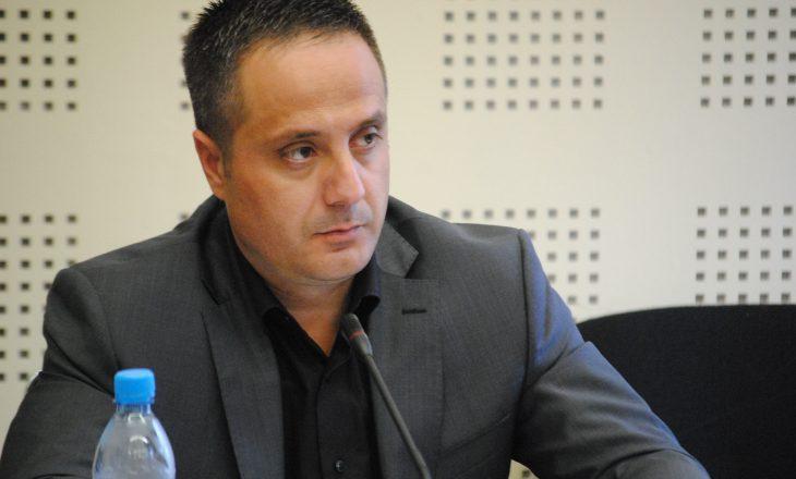 """Akuzohet Driton Selmanaj që ishte """"shkaktar"""" i përplasjes VV-LDK"""