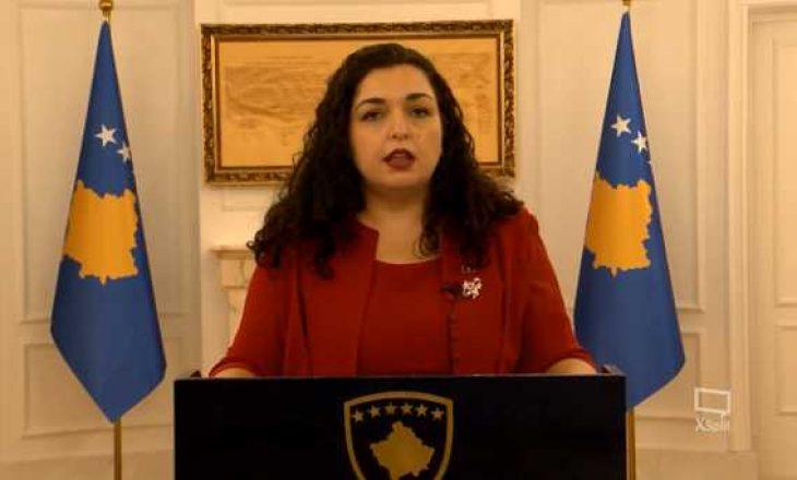 Osmani i kërkon NATO-s dhe BE-së të reagojnë ndaj një kërcenimi të Vuçiqit