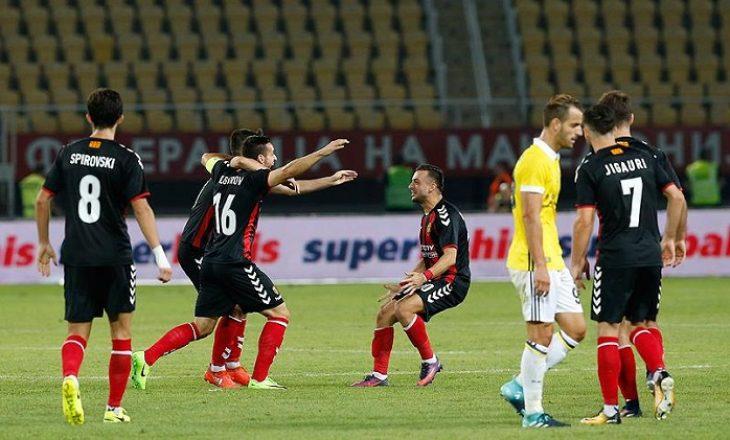 Pasi e mposhtën Kosovën, Maqedonia sonte e ka ndeshjen historike