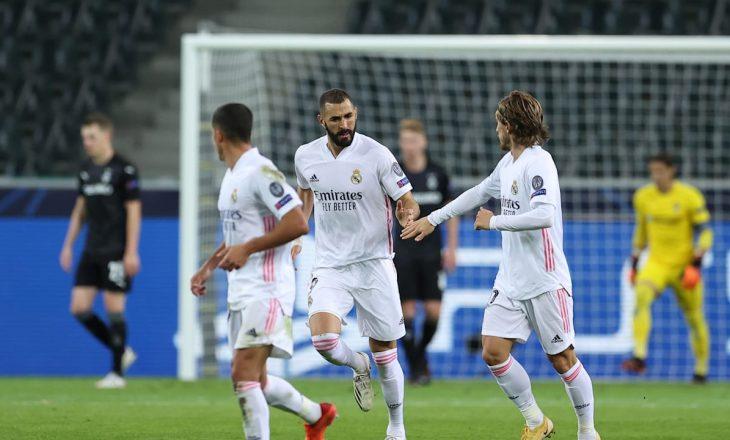 Real Madrid i fortë për Inter