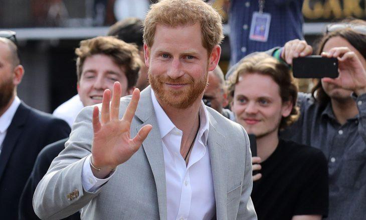 La mbretërinë, megjithatë Harry zgjidhet si 'mbretërori më seksi në botë'