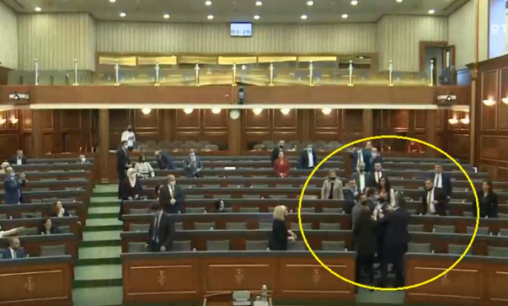 Çfarë ndodhi në Kuvend?