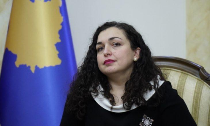 Osmani: Të punojmë çdo ditë për ta ndërtuar Kosovën që e ëndërrojnë fëmijët