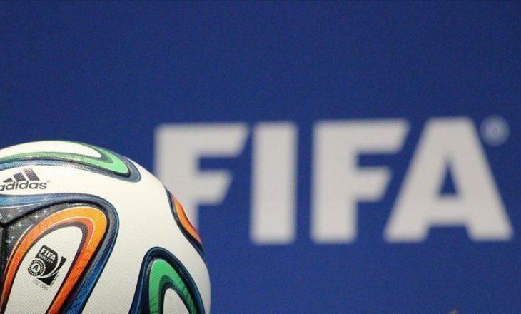 11-shja e nominuar nga FIFA për çmimin e lojtarit më mirë në botë