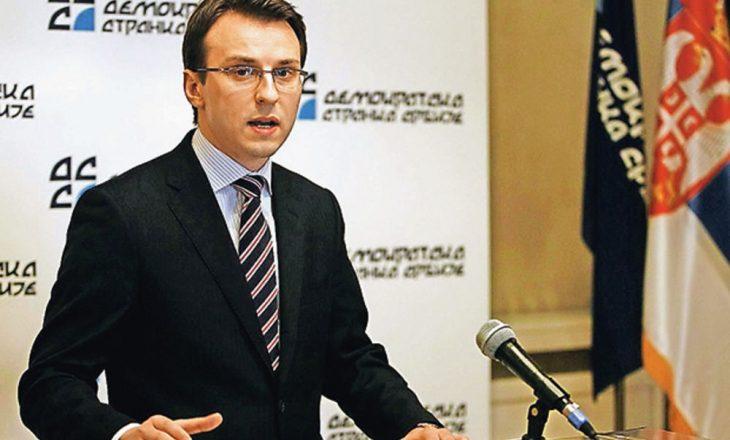 Petkovic: Qëndrimi jonë për Kosovën nuk ndryshon me ndërrimin e administratës në SHBA