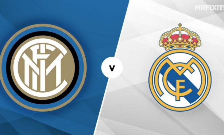 Sonte super-ndeshja inter vs Real Madrid