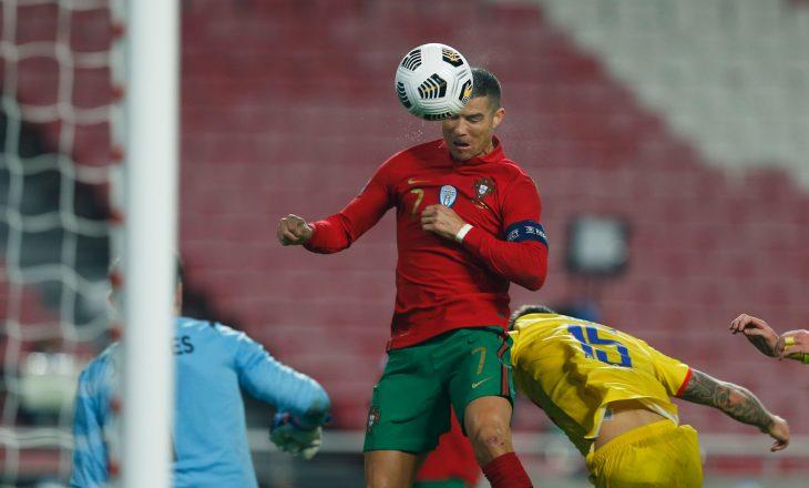 Ronaldo afër një rekordi botëror