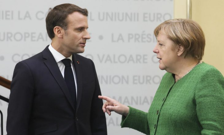 Haradinaj kërkon që Merkeli dhe Macroni të përfshihen në dialogun Kosovë-Serbi
