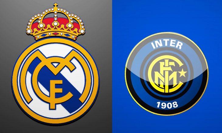 Sonte super-dueli Real Madrid vs Interi