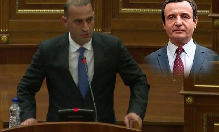Haradinaj: Reflektimi i Kurtit në raport me luftën e UÇK duhet kuptuar drejt