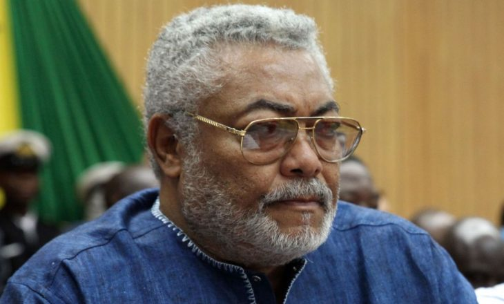 Vdesë ish presidenti i Ganës në moshën 73 vjeçare