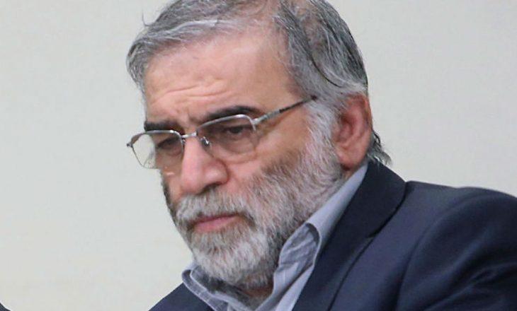Lideri suprem i Iranit zotohet për hakmarrje pas vrasjes së shkencëtarit