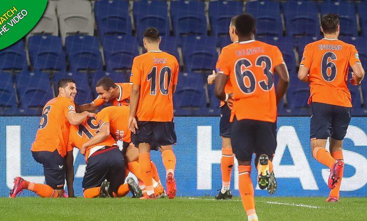 Pas pjesës së parë, Man Utd po humbet në Stamboll, Lazio po humb nga Zenit