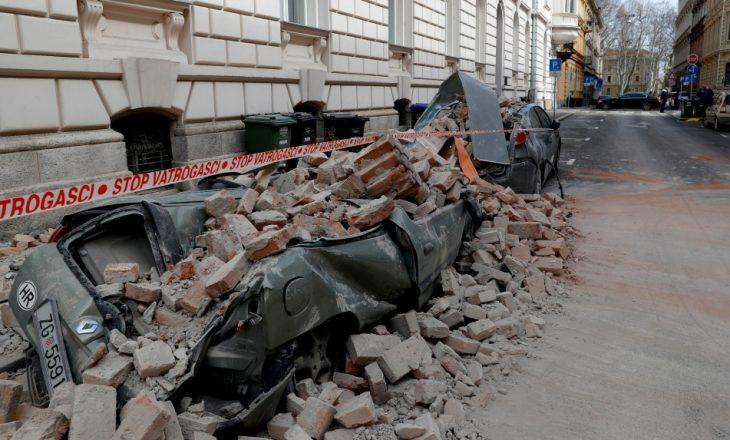 Kroacia goditet nga tërmeti
