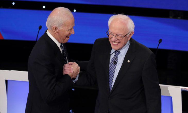 Sanders për fitoren e Biden: Gjeneratat e ardhshme do të na falënderojnë