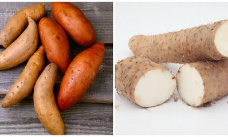 Nëse do hani patate zgjidhni ato të ëmblat