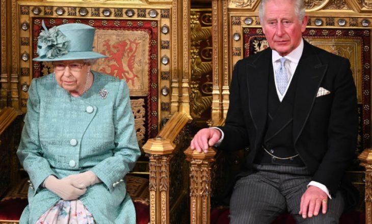 Mbretëresha Elizabeth do të bart fronin mbretëror më në fund tek djali i saj Charles