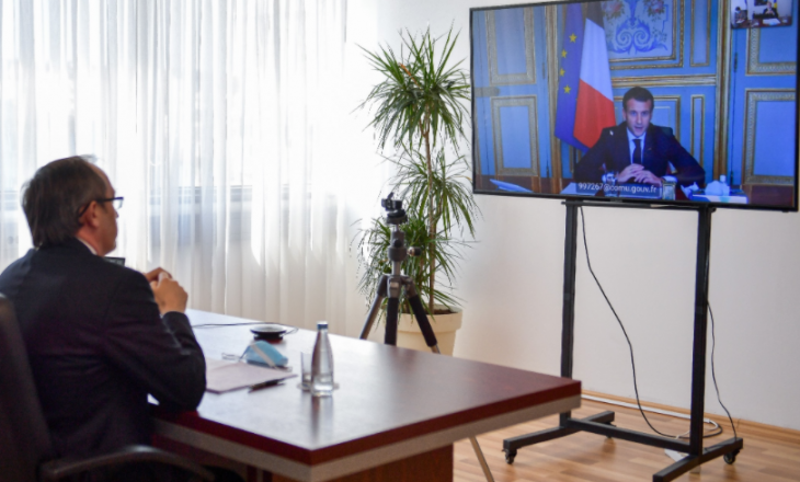 Macron do ta vizitojë Kosovën
