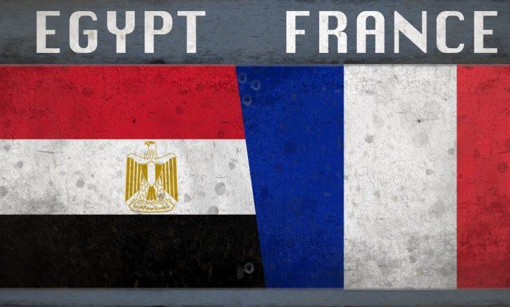 Egjipti akuzon Francën 'për ndërhyrje në punët e brendshme'