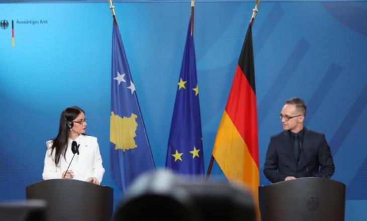 Gjermania e gatshme të kontribuojë në marrëveshjen finale Kosovë-Serbi