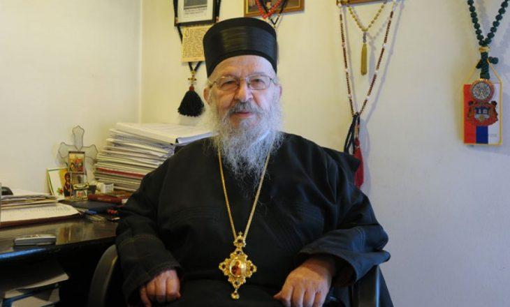 Vdes kleriku i njohur i Kishës serbe, Artemije Radosavljeviq