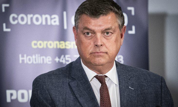 Jep dorëheqjen ministri danez i Bujqësisë
