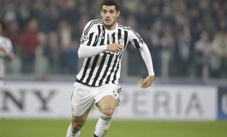 Juventus mendon blerjen përfundimtare të Moratas