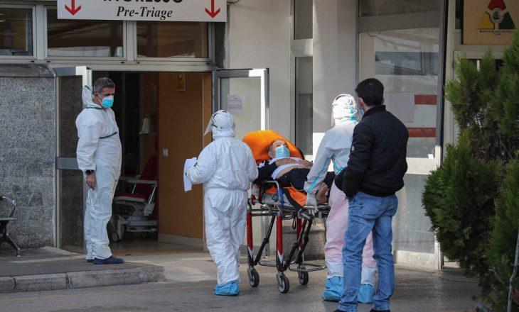 Spitali për pacientë me COVID-19: Videoja që tronditi gjithë Italinë