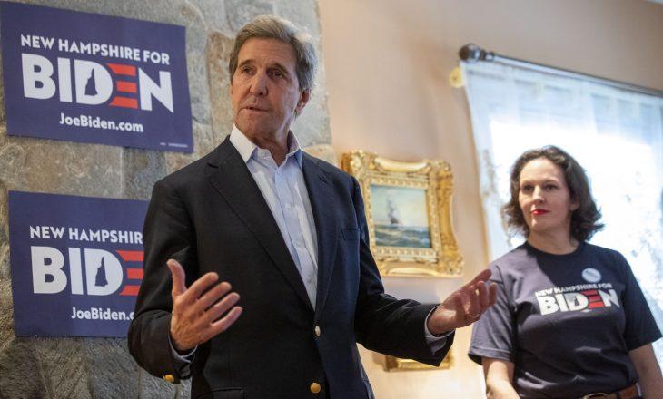 Biden e emëron John Kerryin si personin kryesor për çështjet e mjedisit