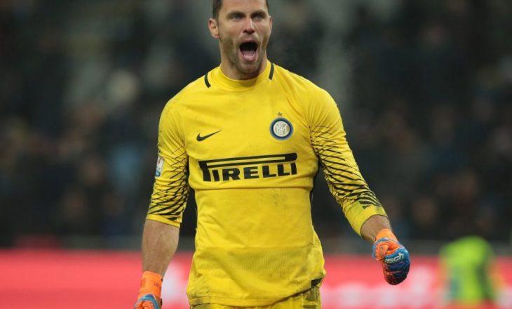 Tjetër lojtar te Inter infekothet me Covid-19