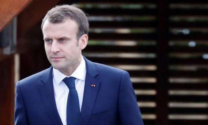 Macron: Rusia dhe Turqia po luajnë me inatet post-koloniale