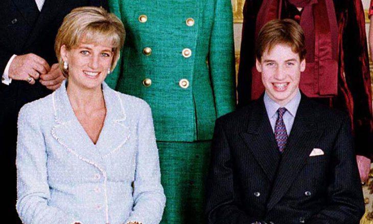 Princ William kishte quajtur nënën e tij 'gruaja më egoiste që kishte takuar ndonjëherë'