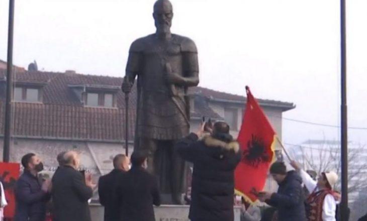 Skënderbeu edhe në Prizren – në 108 vjetorin e pavarësisë