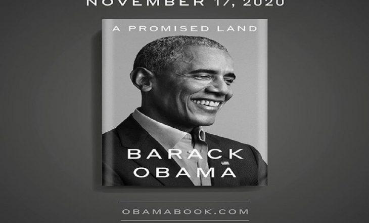 Obama thyen rekord me librin e ri – 1.7 milionë kopje brenda një jave