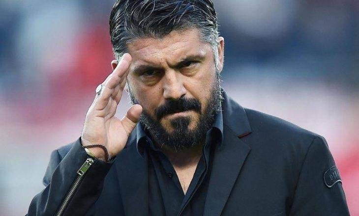 Gattuso vazhdon kontratën me Napolin