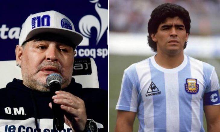 Intervista e fundit e Maradonës: Futbolli më dha gjithçka që kam