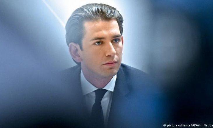 Kryeministri austriak: S'lejojmë të frikësohemi