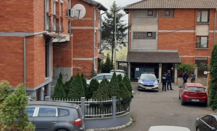 EULEX në banesën e Rexhep Selimit