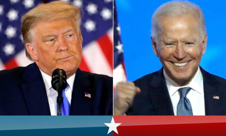 Biden lë pas Trump-in: Kryeson me vota në Pensilvani