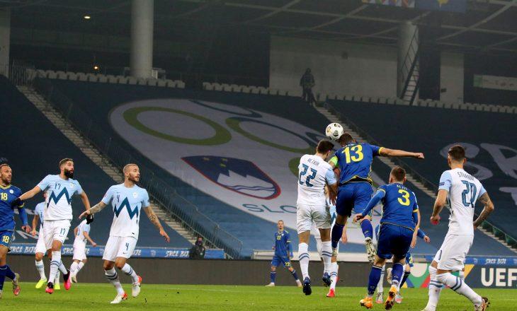 """Sllovenia i """"falet"""" një penalltie ndaj Kosovës"""