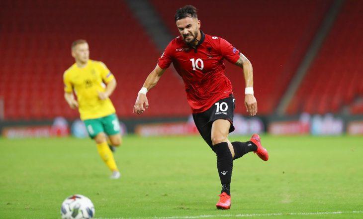 Pas pjesës së parë Shqipëria në avantazh ndaj Kazakistanit