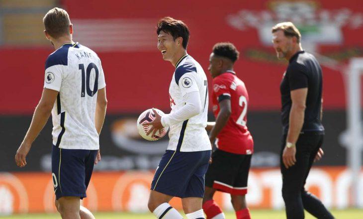 Heung-Min Son zgjidhet lojtari i muajit tetor në Premier League