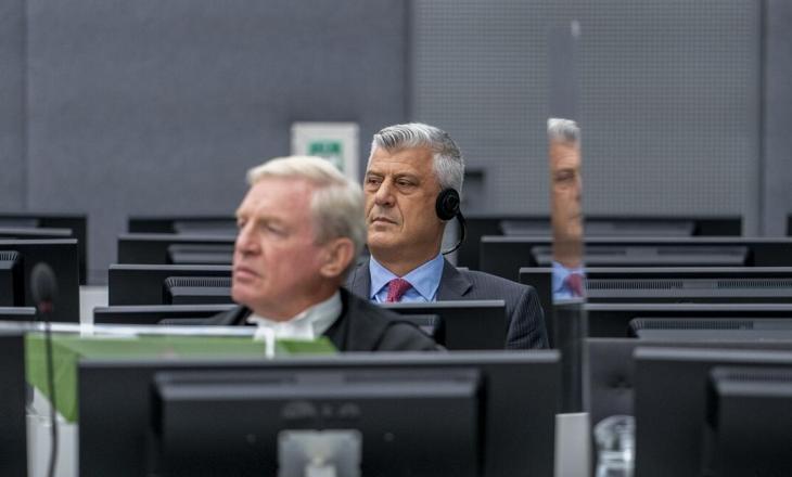 Mediumi slloven: Thaçi ka kërkuar të dërgohet në arrest shtëpiak në Slloveni