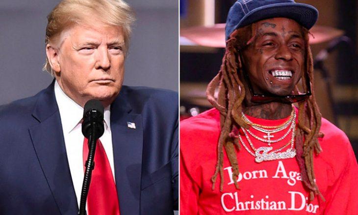 Lil Wayne flet në mënyrë poetike për të dashurën që e la pasi mbështeti Trump
