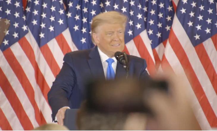 Trump shpallë fitoren, por me shumë ankesa për procesin zgjedhor