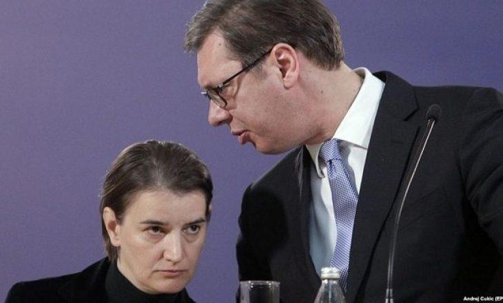 Qeveria e Serbisë trajton sot çështjen e Kosovës, Vuçiq i pranishëm